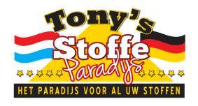 Tonys Stoffe Paradijs logo