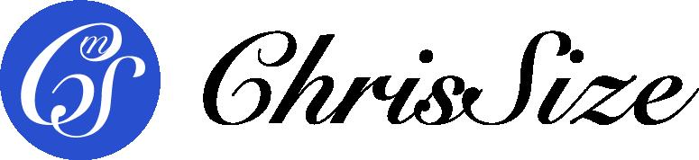Chrissize.com logo