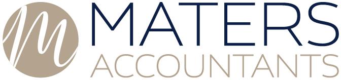 Maters accountants logo